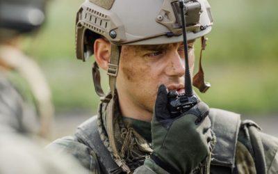 بیسیم نظامی